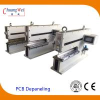 Wholesale Metal Board PCB Depanel Machine PCB Separator with Customized Blade from china suppliers