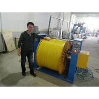 China Electrical House Wire And Cable Machinery For PVC , PE Plastic Insulation Sheath for sale