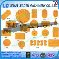 Wholesale small scale biscuit making machine biscuit production line from china suppliers