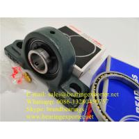China Black Oxide Coating NSK UCP206D1 Pillow Block Bearing Unit for Higher Speeds and Simpler installation on sale
