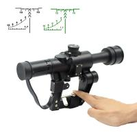 Wholesale Hunting Optical Sight Rifle scope, Sniper scope AK 4X26 SVD from china suppliers