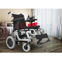 Wholesale Wholesale cheap price aluminum portable disabled electric wheelchair with battery from china suppliers