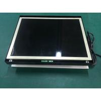 19.7 Inch High Resolution Open Frame LCD Display Screen With Video Music Loop Play