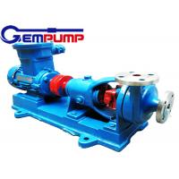Wholesale AFB Horizontal Corrosion Resistant Chemical Centrifugal Pump 0.75KW ~ 55KW from china suppliers