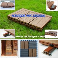 Wholesale WPC decking & tiles, WPC flooring, Wood Plastic Composite from china suppliers