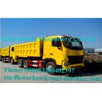 Wholesale Sinotruck Howo A7 Heavy Dump Truck 6 X 4  Tipper Dumper Isuzu Trailer from china suppliers