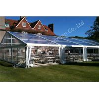 Wholesale 15M By 25m Clear Fabric Top Outdoor Party Tents With Aluminum Main Profile from china suppliers