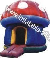 China Primary Mushroom Bounce House for sale