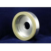 Wholesale 6A2 Borazon Vitrified Bond Grinding Wheel Hard Tough Material Custom Grit Size from china suppliers
