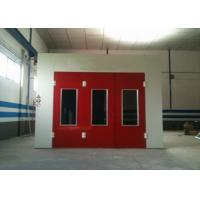 Buy cheap Professional SUV Vehicle Spray Bake Paint Booth , Lacquer Spray Booth from wholesalers