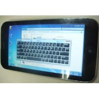 Wholesale R116  windows 7 OS Intel Atom N455 10.1 inch Touch screen Tablet PC wifi multi-touch from china suppliers