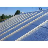 China XPE Reflective Insulation Foam With Aluminium Foil Heating Insulation for sale