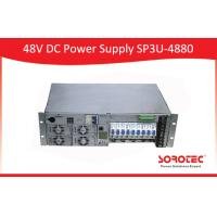 Wholesale Rectifier Modular 48V DC Power Supply SP3U -4880 Single Phase 220v AC input from china suppliers