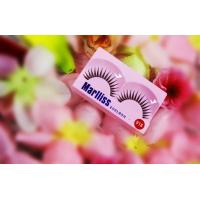 Full handmade natural strip fake eyelash for sale