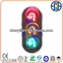 China 300mm Turning Arrow Traffic Light on sale