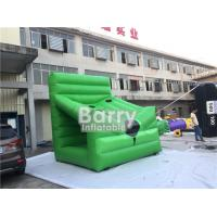 Wholesale Attractive Inflatable Bungee Run Hire , High Performance Inflatable Sport Game With CE Blower from china suppliers