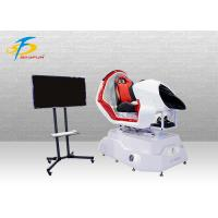 Wholesale 1 Player Arcade 9D Car VR Racing Simulator Indoor F1 Driving Game Machine from china suppliers