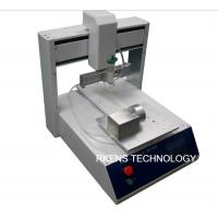 Wholesale High Precise Automatic Glue Dispenser Stable Desktop Epoxy Glue Dispenser from china suppliers