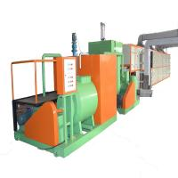 Wholesale Waste Paper Egg Tray Making Machine / Pulp Molding Equipment Long Life Use from china suppliers
