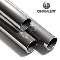 China 30mm OD Inconel 625 Tube , High Temperature Metal Alloys For Food Processing on sale