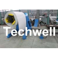 Wholesale 5 Ton Hydraulic Auto Decoiler / Uncoiler Curving Machine With Uncoiling Speed 0 - 15m/min from china suppliers