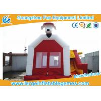 China Exciting Dog Inflatable Bouncy Castle Air Bouncer Inflatable Outdoor Toys on sale