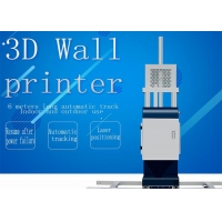 Wholesale CMYK 1920X1080 15㎡/h 3D Wall Inkjet Printer TX800 Nozzles from china suppliers