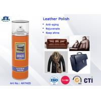 Wholesale 400ml Safe Household Cleaners Leather Polish with Penetrate Ability and Weather Resistance from china suppliers
