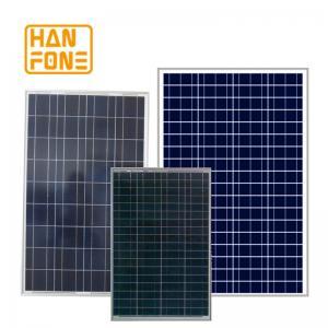 Wholesale Black 150 Watt Max Power 300 Watt Poly Solar Panel System / Solar Power Panels from china suppliers