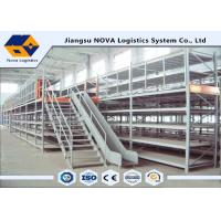 Long Span Warehouse Mezzanine Systems , Temporary Storage High Level Mezzanine Floors