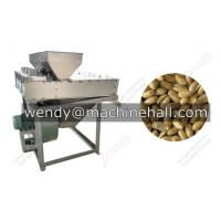Wholesale hot sale commercial roasted groundnut peeling machine with low price from china suppliers