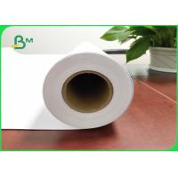 China Grade AAA Inkjet Bond Paper 100GR Virgin Wood Pulp Offset Printing 3'' Core for sale
