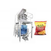 Wholesale Stainless Steel Automatic Frozen French Fries Packing Machinery from china suppliers