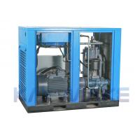 China Blue Color Direct Drive Air Compressor 8-12 Bar Pressure For Textile Industry on sale