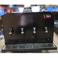 China Indoor Cold Shot Machine With Four Independent Tanks / Four Taps for sale