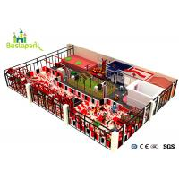 Wholesale Soft Adventure Indoor Playground , Indoor Activity Center For Toddlers from china suppliers