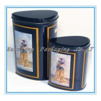 Quality Gift tin coffee box for sale