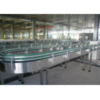 China Fruits Vegetables Canned Food Production Line Glass Bottle Metal Top Lid Type on sale