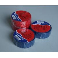 China Red Rubber Electrical Tape , Air Conditioning Pipe Insulation Tape on sale