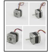 Wholesale Square Small Hybrid Unipolar Stepper Motor Kit 4 / 5 / 6 Wire 14mH - 22mH Inductance from china suppliers