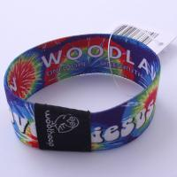 Wholesale Custom Size Colored Wrist Bands For Souvenir / Decoration / Activity from china suppliers