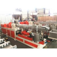 Wholesale Color Pigment Pvc Cable Extruder Machine , Plastic Film Extruder Machine from china suppliers