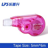 Wholesale Paper Mate Liquid Paper Dryline Grip Correction Tape Rose Easy To Carry from china suppliers