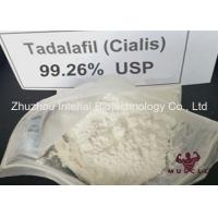 Buy cheap Legit Raw Tadalafil Steroid Powder / Cialis CAS 171596-29-5 Treatment Male Erectile Dysfunction from wholesalers