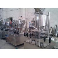 Wholesale Automatic Zip - Top Cans Glass Bottle Washing Machine For Food Industry from china suppliers