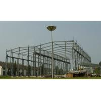 Wholesale High Strength Steel Building Structures for Workshop, Airports, High - Rise Buildings from china suppliers