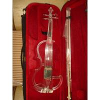 Wholesale Crystal Glass Violin from china suppliers