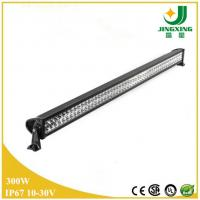 Buy cheap 12v 24v led auto light 51.5 inch 300w led light bar for car from wholesalers
