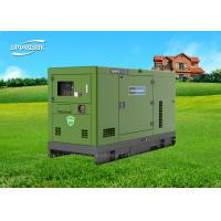 Meccalte Alternator Synchronous Industrial Genset 16/1 Compression Ratio for sale