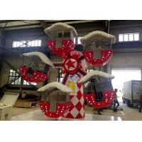 Wholesale Christmas Topic Ferris Wheel Kiddie Ride , Mini Amusement Park Rides Games from china suppliers